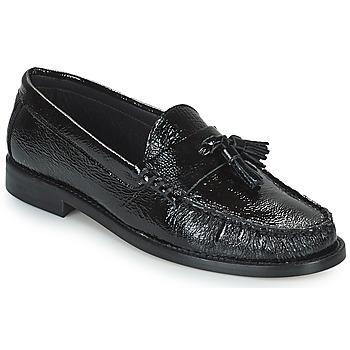 Zapatos Mujer Mocasín San Marina LIA/VS Negro