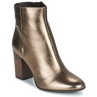 Zapatos Mujer Botines San Marina ABELLE/MET Dorado