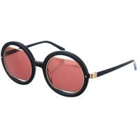 Relojes & Joyas Mujer Gafas de sol Marni Gafas de Sol Negro