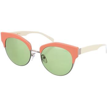 Relojes & Joyas Mujer Gafas de sol Marni Gafas de Sol Multicolor