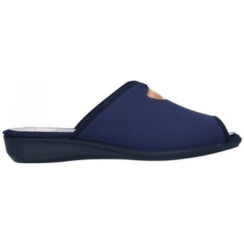 Zapatos Mujer Pantuflas Calzamur 51119000 Janeiro 120 Mujer Azul bleu