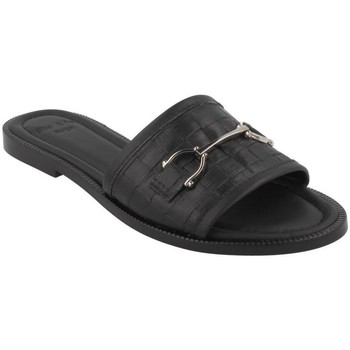 Zapatos Mujer Zuecos (Mules) She - He 1193 Negro