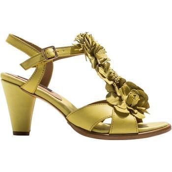 Zapatos Mujer Sandalias Neosens  Amarillo