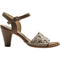 Zapatos Mujer Sandalias Neosens  Beig