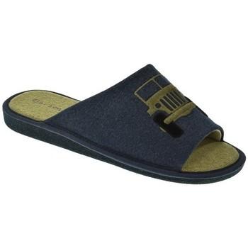 Zapatos Hombre Pantuflas Garzon ZAPATILLAS SR   MARINO Azul