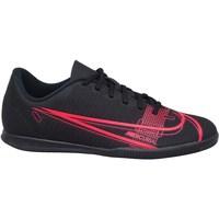 Zapatos Niños Zapatillas bajas Nike Mercurial Vapor 14 Club IC JR Negro