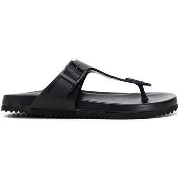 Zapatos Hombre Sandalias Café Noir C1ST1520 NERO