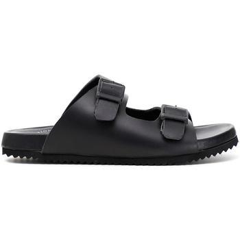 Zapatos Hombre Zuecos (Mules) Café Noir C1ST1510 NERO