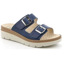 Zapatos Mujer Zuecos (Mules) Grunland DSG-CE0241 JEANS