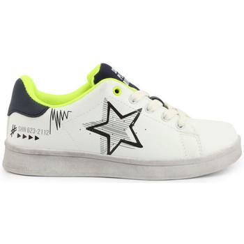 Zapatos Niños Zapatillas bajas Shone - 15012-126 Blanco