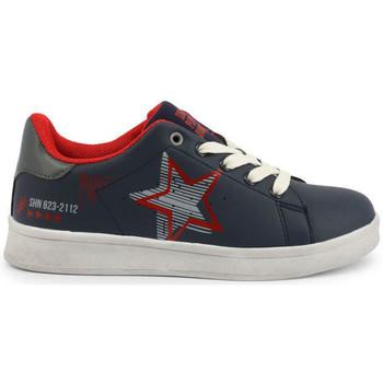 Zapatos Niño Zapatillas bajas Shone - 15012-126 Azul