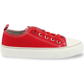Zapatos Niños Zapatillas bajas Shone - 292-003 Rojo