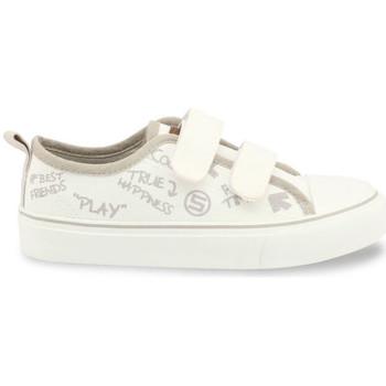 Zapatos Niños Zapatillas bajas Shone - 291-001 Blanco