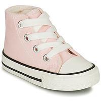 Zapatos Niña Zapatillas altas Citrouille et Compagnie NEW 19 Rosa