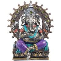 Casa Figuras decorativas Signes Grimalt Ganesha Multicolor