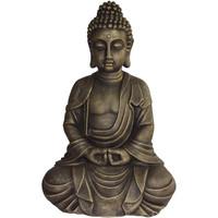 Casa Figuras decorativas Signes Grimalt Buda Lila