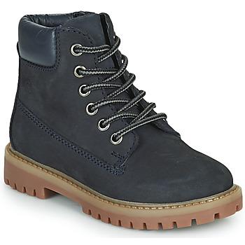 Zapatos Niño Botas de caña baja Citrouille et Compagnie PACITO Azul