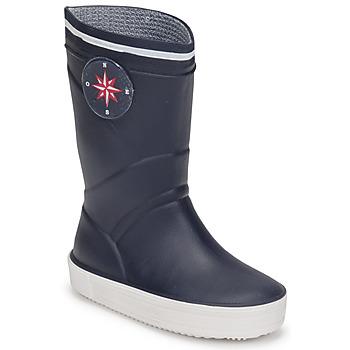 Zapatos Niños Botas de agua Citrouille et Compagnie PRADS Marino