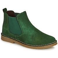 Zapatos Niños Botas de caña baja Citrouille et Compagnie HOVETTE Verde