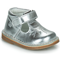 Zapatos Niña Bailarinas-manoletinas Citrouille et Compagnie OTALI Plateado