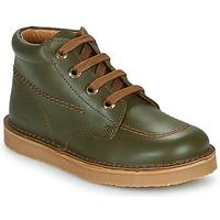 Zapatos Niño Botas de caña baja Citrouille et Compagnie PIMON Verde