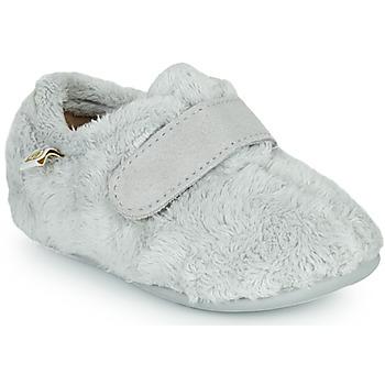 Zapatos Niños Pantuflas Citrouille et Compagnie LAFINOU Gris