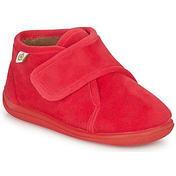 Zapatos Niños Pantuflas Citrouille et Compagnie HALI Rojo