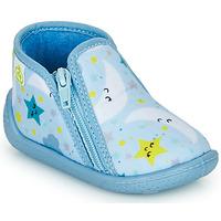 Zapatos Niños Pantuflas Citrouille et Compagnie PIFOU Celeste