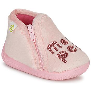 Zapatos Niña Pantuflas Citrouille et Compagnie PRADS Rosa