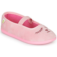 Zapatos Niña Pantuflas Citrouille et Compagnie PIDDI Rosa