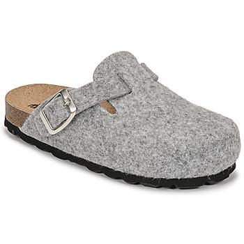 Zapatos Niños Pantuflas Citrouille et Compagnie POIWANA Gris