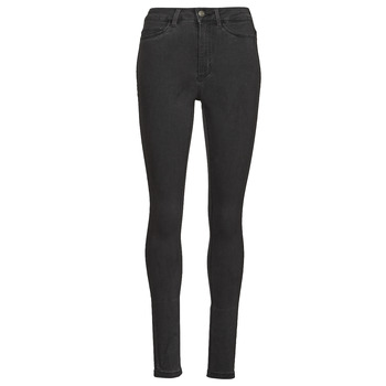 textil Mujer Vaqueros slim Noisy May NMCALLIE Gris