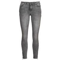 textil Mujer Vaqueros slim Noisy May NMKIMMY Gris