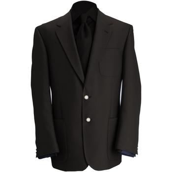 textil Hombre Chaquetas / Americana Brook Taverner BR051 Negro