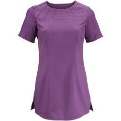 textil Mujer Camisetas manga corta Alexandra  Morado