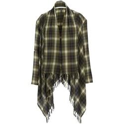textil Mujer Chaquetas de punto Animal  Negro Sombra