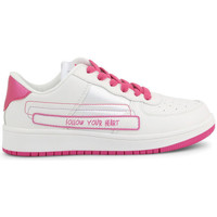 Zapatos Niños Zapatillas bajas Shone - 17122-021 Blanco