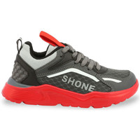 Zapatos Niños Zapatillas bajas Shone - 903-001 Gris