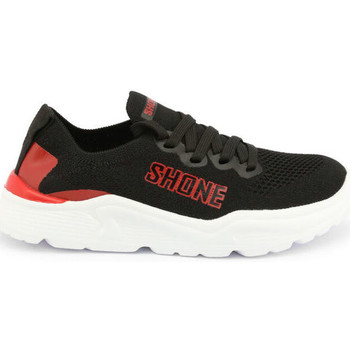Zapatos Niños Zapatillas bajas Shone - 155-001 Negro