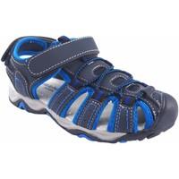 Zapatos Niño Multideporte Bubble Bobble Sandalia niño  a3242 azul Azul