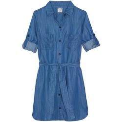 textil Mujer Vestidos cortos Five VESTIDO AKILA ROBE  MUJER Azul