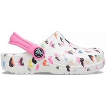 Zapatos Niños Zuecos (Clogs) Crocs CR.207000-WHI White