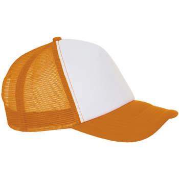 Accesorios textil Gorro Sols BUBBLE Blanco Naranja Fluor Naranja