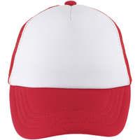 Accesorios textil Gorra Sols BUBBLE KIDS Blanco Rojo Rojo