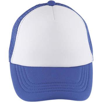 Accesorios textil Gorra Sols BUBBLE KIDS Blanco Azul Royal Azul