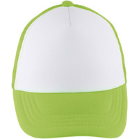 Accesorios textil Gorra Sols BUBBLE KIDS Blanco Verde Neon Verde