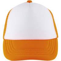 Accesorios textil Gorra Sols BUBBLE KIDS Blanco Naranja Fluor Naranja