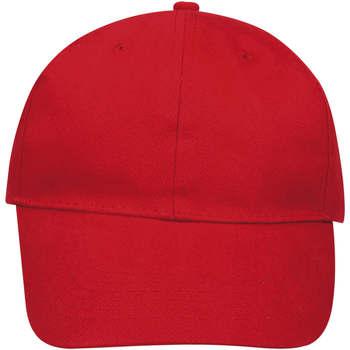 Accesorios textil Gorra Sols BUFFALO Rojo Multicolor