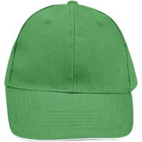 Accesorios textil Gorra Sols BUFFALO Verde Blanco Multicolor