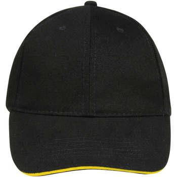 Accesorios textil Gorra Sols BUFFALO Negro Amarillo Multicolor
